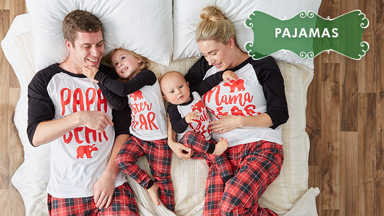family christmas tradition pajamas love this brand