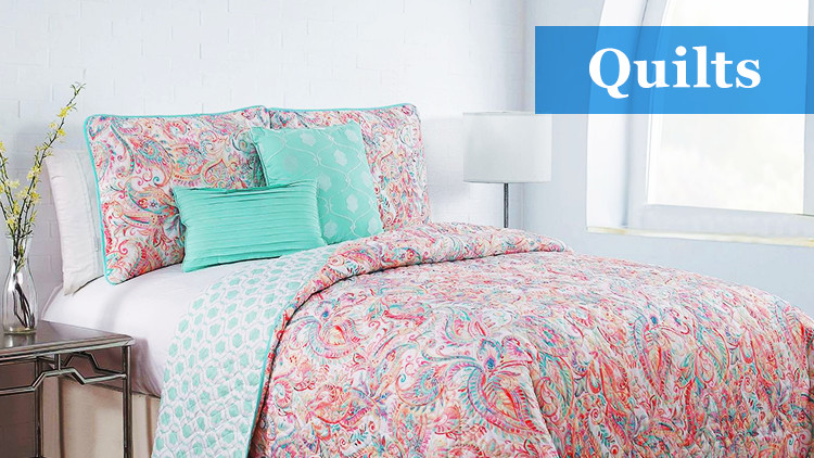 Bedding Steals Quilts Zulily