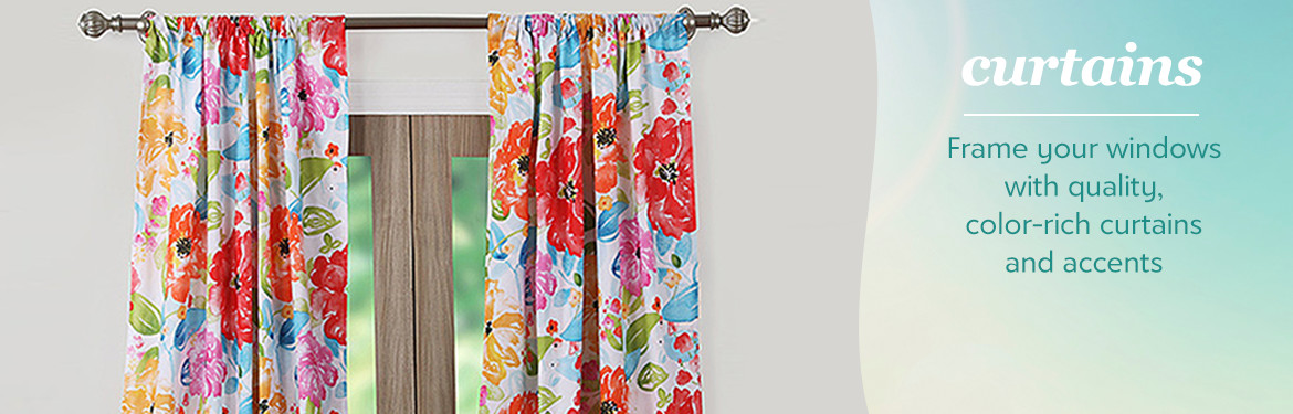 Softly Surrounded | Curtains & Valances | zulily
