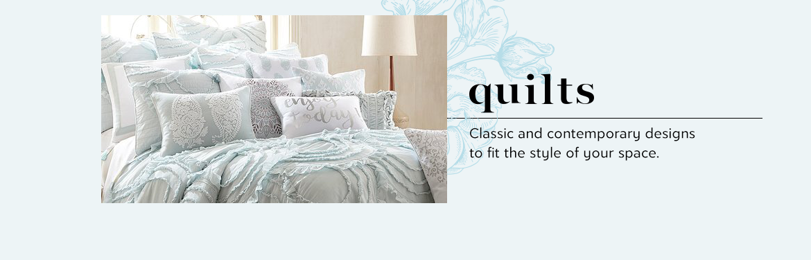 Textile Refresh Quilts Zulily