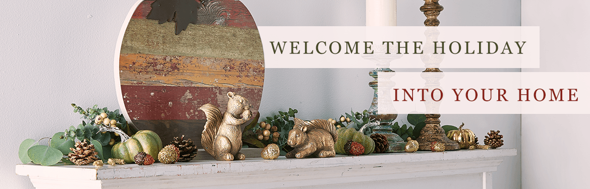 Welcome The Holiday Into Your Home