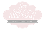 Five Little Birds logo