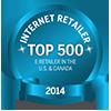Top 500 Internet Retailer award