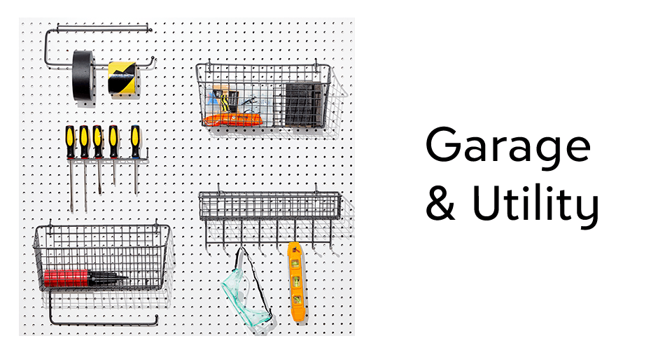 garage and utility