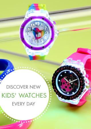 55f185ec3 Kids' Watches | Zulily