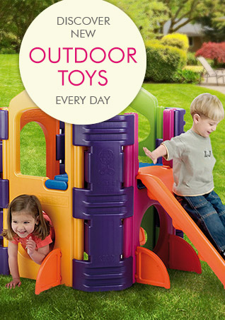 Outdoor Play Toys For Kids | Zulily